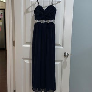 Worn as bridesmaid dress great condition.
